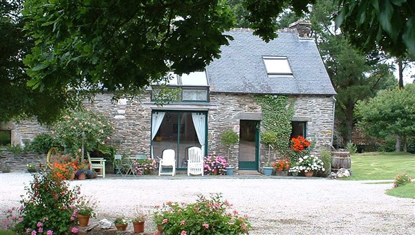 Phenomenal Holiday House For Rent In Brittany France Triton Cottage Download Free Architecture Designs Terstmadebymaigaardcom