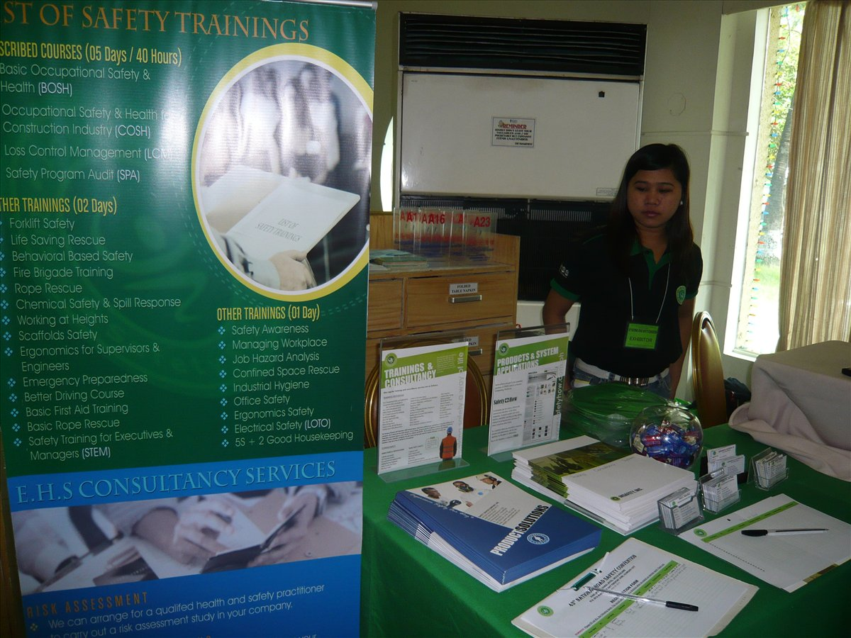 INSAFETY attends Road Safety Convention at Subic
