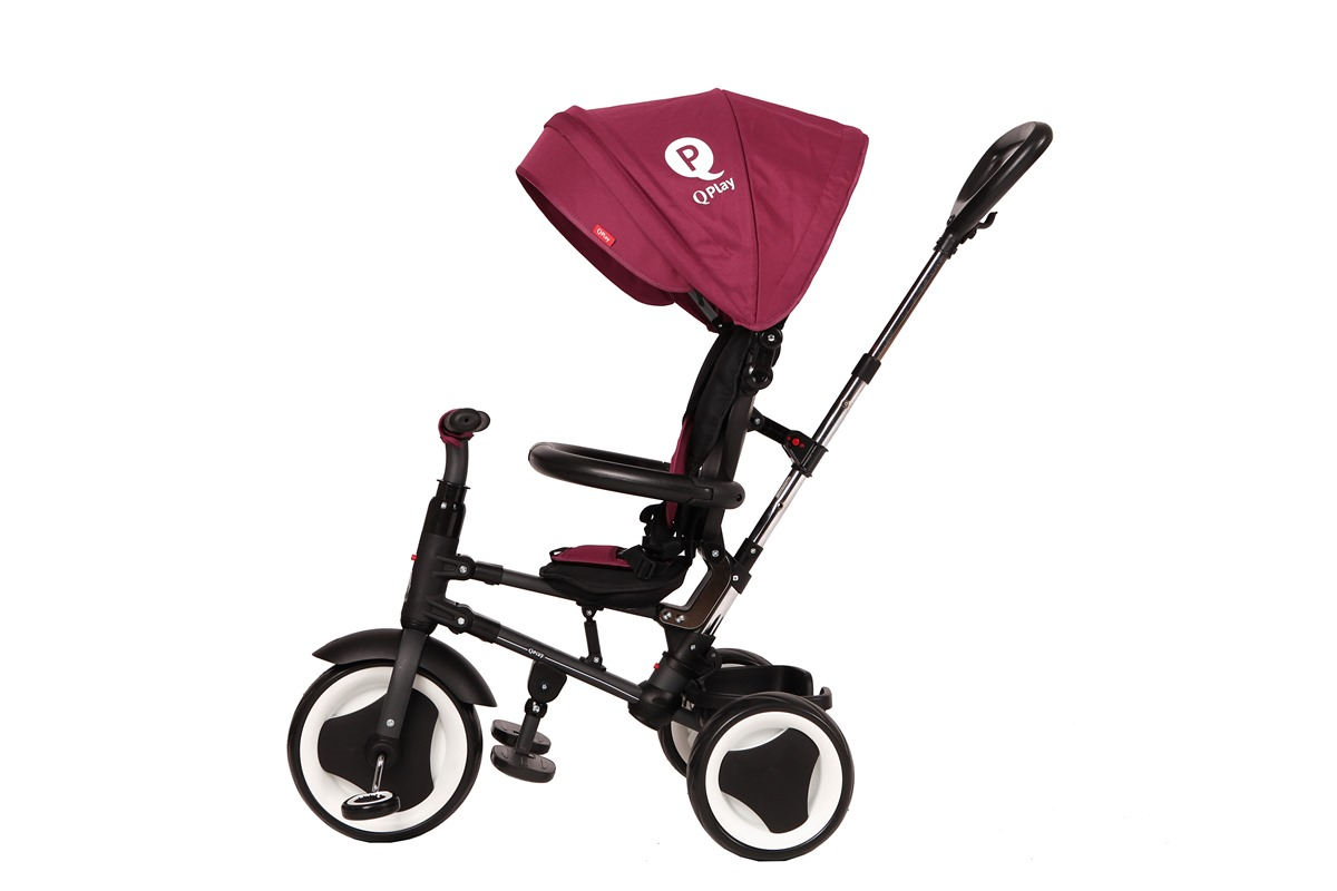 5179f866136 Exclusive QPlay Rito 3 in 1 Ultimate Folding Baby Trike