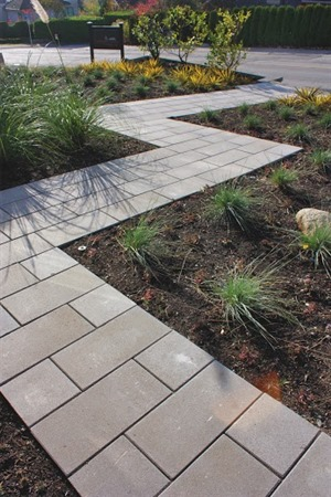 landscaping paths and walkways Walkways Path Ideas Rochester Concrete Products