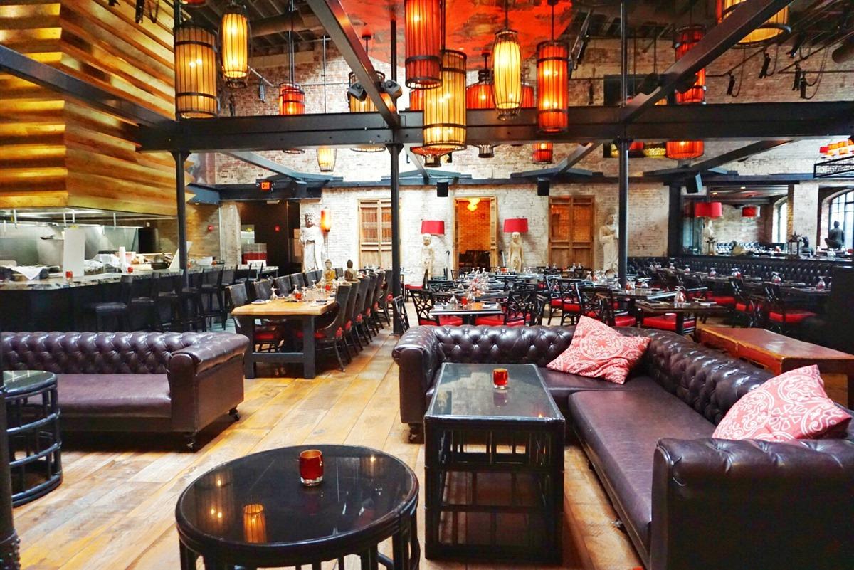 Red Lantern Boston Asian Restaurant Lounge