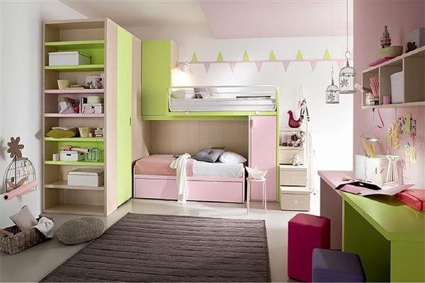 Camere Per Bambini.Camere Su Misura Camerette Per Bambini Camere Per Ragazzi