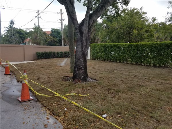 Sans Souci Gated Community Street Closures – After