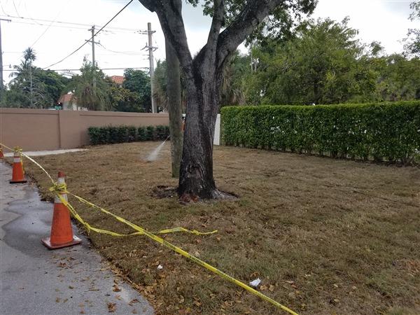 Sans Souci Gated Community Street Closures – After