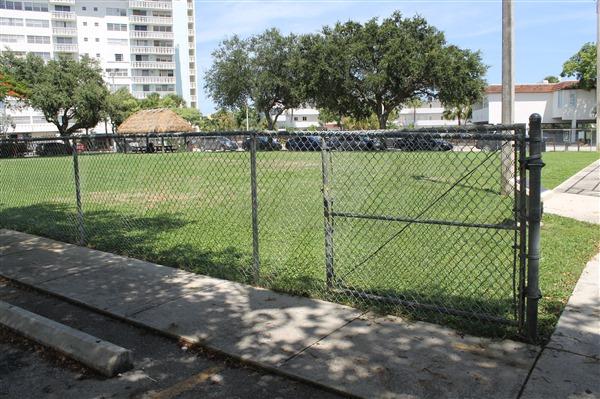 Bobby Hamer Field Renovations