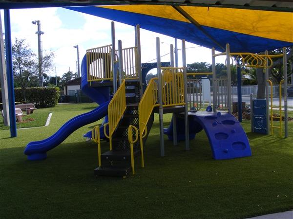 Pepper Park Playground