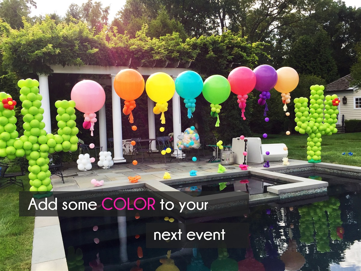 My Deco Balloon Balloon Decorations In New Jersey Balloon Decor Nj