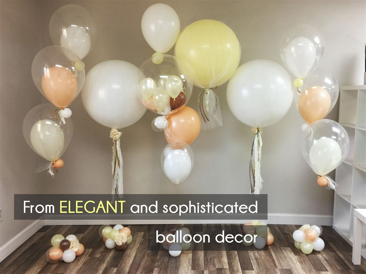 My Deco Balloon Balloon Decorations In New Jersey Balloon