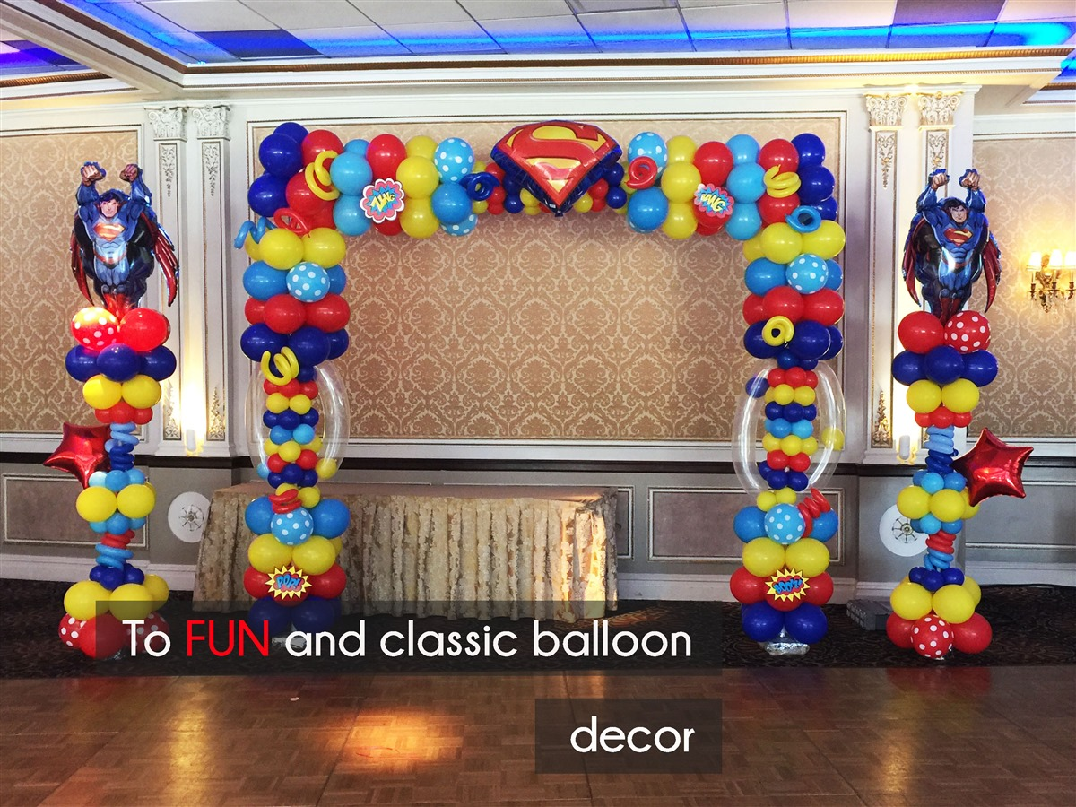 My Deco Balloon Decorations In New Jersey