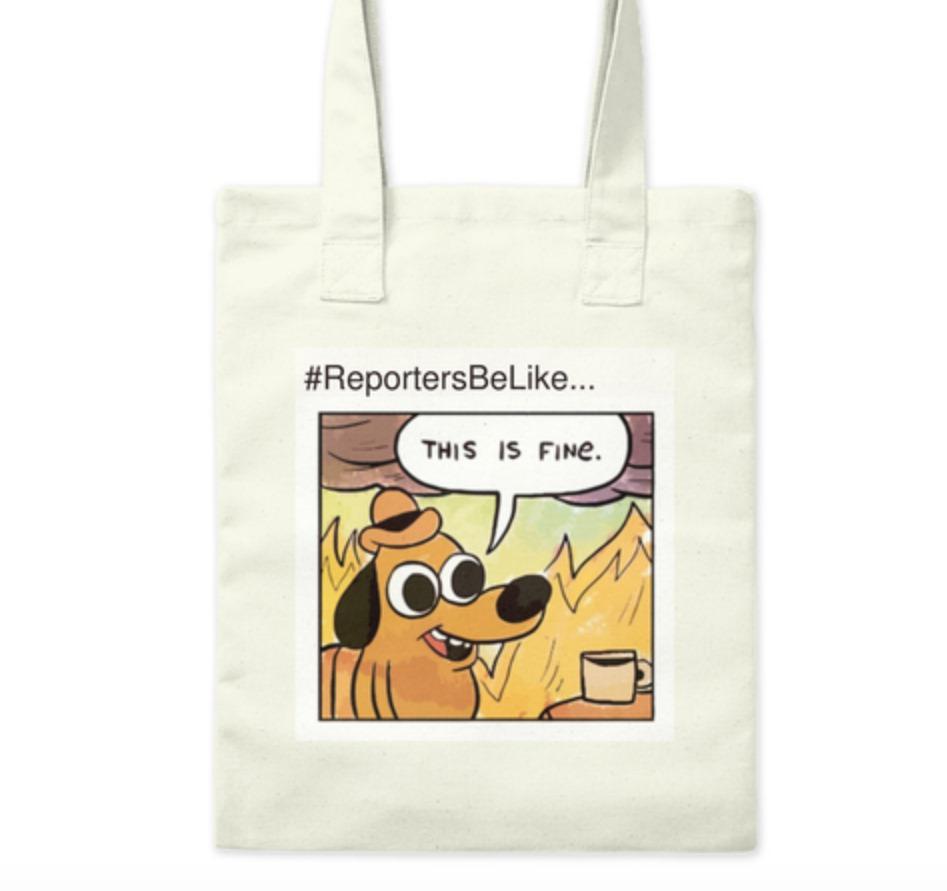 Twisted Envy Super Pug Unleash The Pug Tote Bag