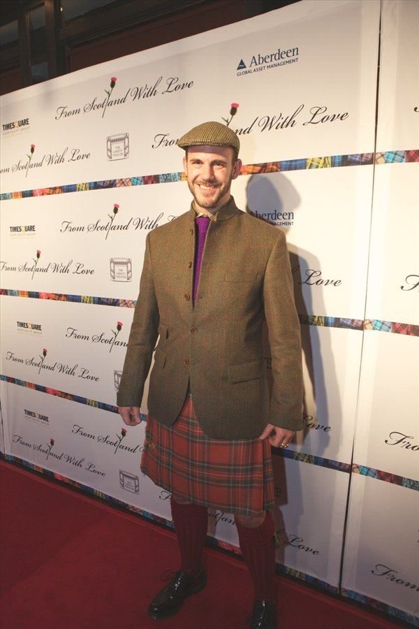 From Scotland with Love: A Night of Brave Fashion for Brave