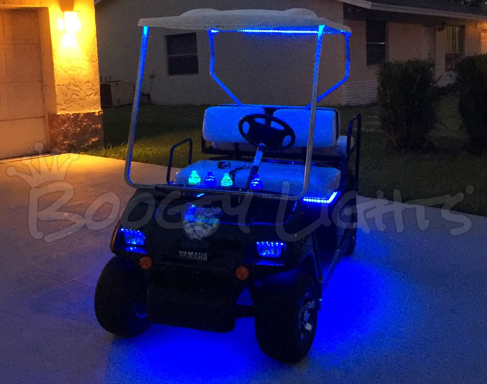 Golf Cart Led Light Kit Single Color