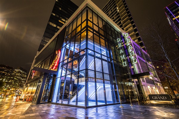 The Grand Boston | Nightclub & Event Space