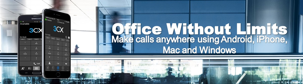 3CX, Software Based PBX for a Unified Communications