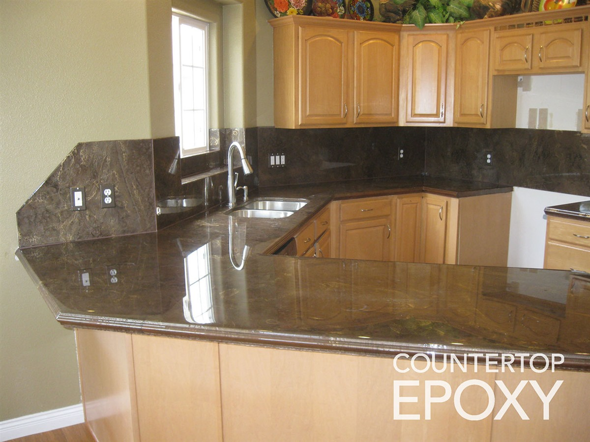 Scratch And Uv Resistant Epoxy For New