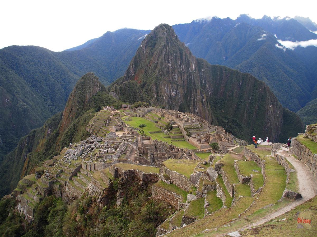 CHUSAYinka TravelBlog: Perú 2011: Machu Picchu
