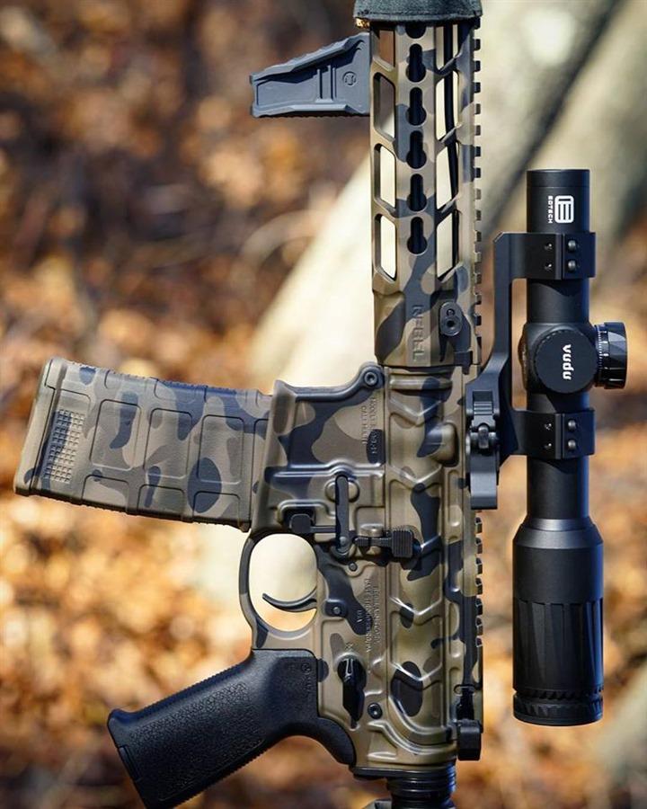 Cerakote Gallery | Weapon Works LLC