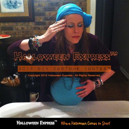 The Halloween Express DIY Costume Contest